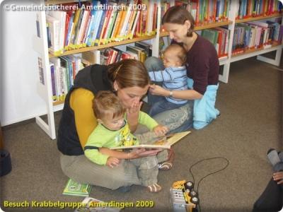 Besuch Krabbelgruppe Amerdingen 2009_2