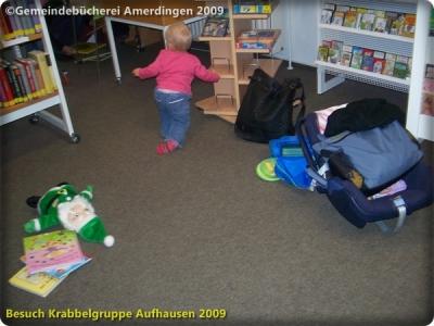 Besuch Krabbelgruppe Aufhausen 2009_3