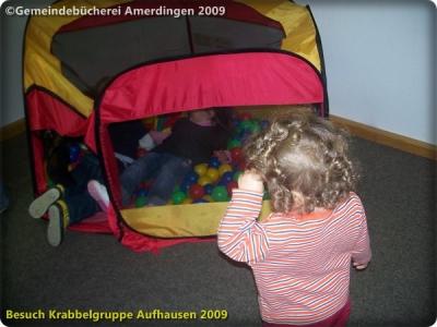 Besuch Krabbelgruppe Aufhausen 2009_5