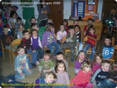 Bilderbuchkino Kinderhaus Amerdingen 2009_4